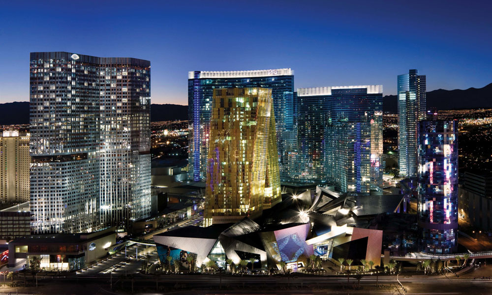 Aria resort casino at citycenter las vegas hotel