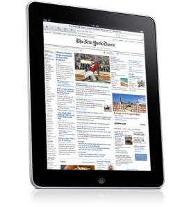 iPad Apple Tablet Computer